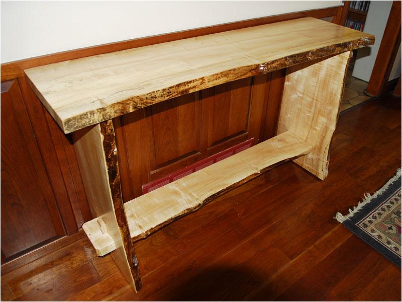 Bergs craftsmanship in wood custom furniture for Custom furniture